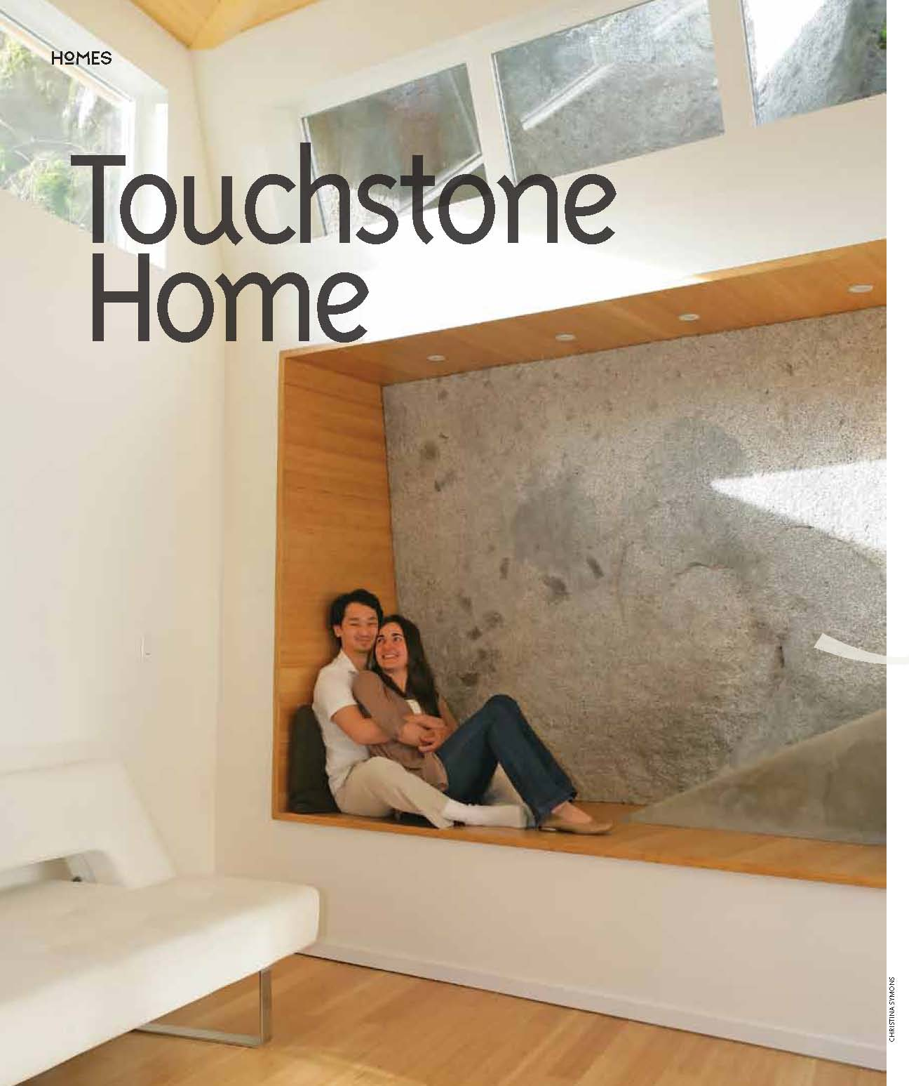 Sandrin leung architecture touchstone home for Touchstone homes