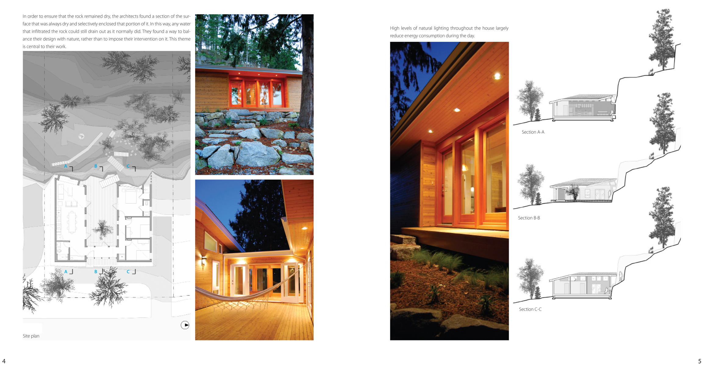 Sandrin leung architecture wood houses book for Home architecture books