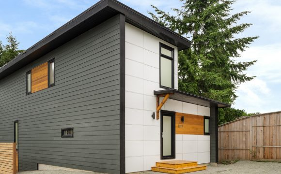 Nanaimo Spec House complete!