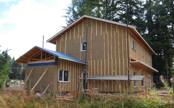 Langley Passive House Part 1 - In Progress